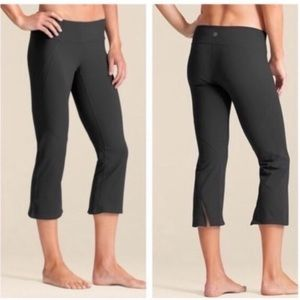 Athleta Splitback Crop Leggings